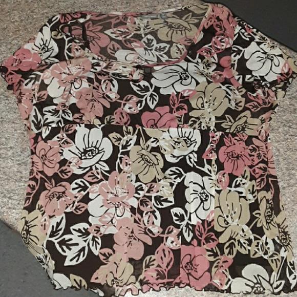 Apt. 9 Tops - Dress shirt